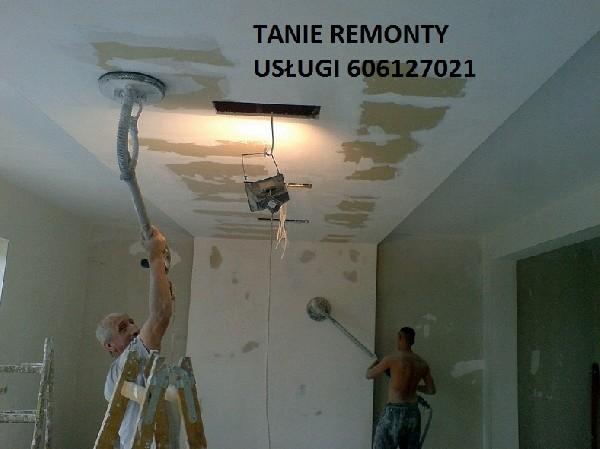 Usługi Remontowo - Budowlane Fachman Zapraszamy Do Skorzystania Z Naszych Usług,  Oferujemy:  - Glaz 2