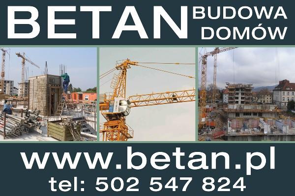 Budowa Domów Jednorodzinnych - Betan - Mazowieckie