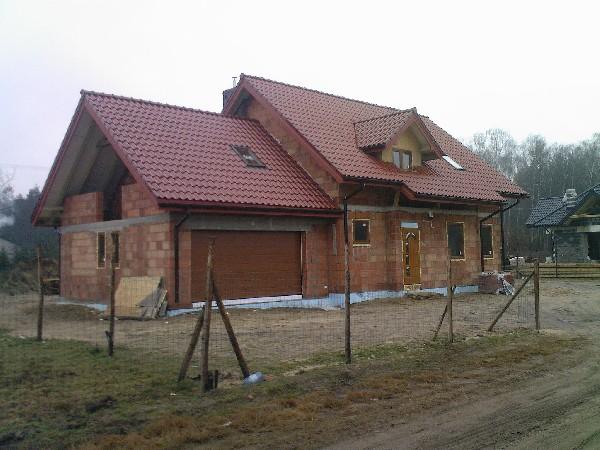 Budowa Domów Jednorodzinnych - Betan - Mazowieckie 2